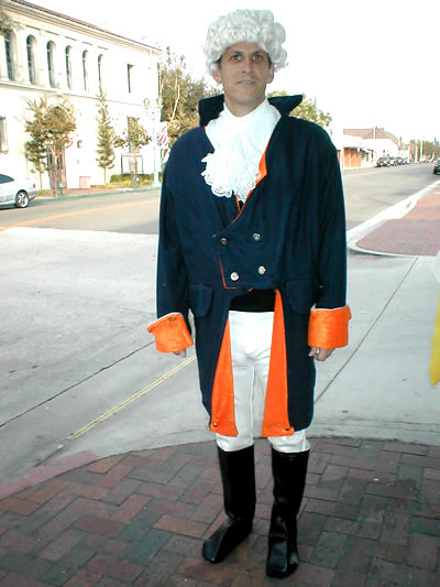 George Washington - Colonial Costume Rental  sc 1 st  Aliciau0027s Costumes & George Washington - Colonial Costume Rentals - Aliciau0027s Costumes ...